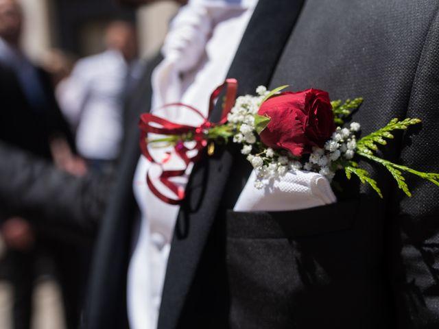 Le mariage de Nicolas et Anais à Lorris, Loiret 15