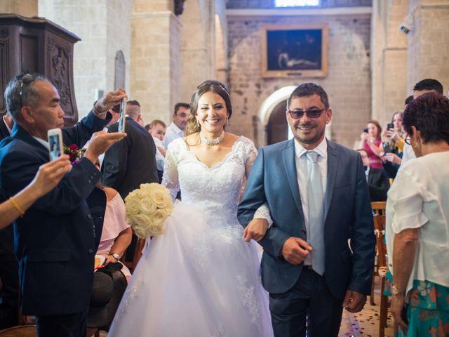 Le mariage de Nicolas et Anais à Lorris, Loiret 20