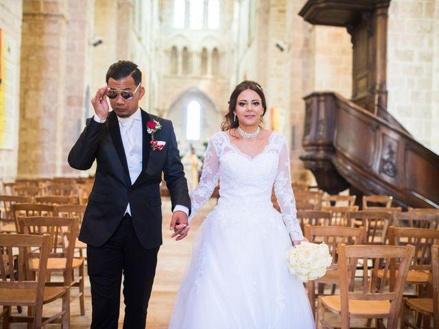 Le mariage de Nicolas et Anais à Lorris, Loiret 22