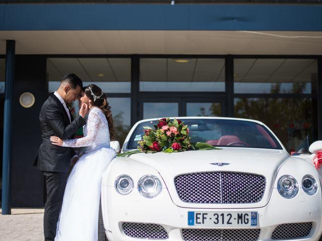 Le mariage de Nicolas et Anais à Lorris, Loiret 2