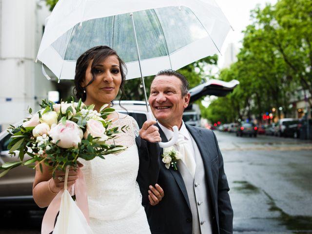 Le mariage de Florian et Alison à Caluire-et-Cuire, Rhône 17