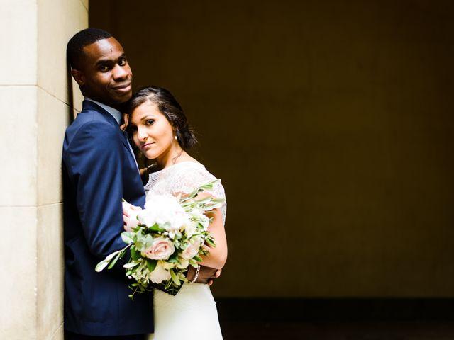 Le mariage de Alison et Florian