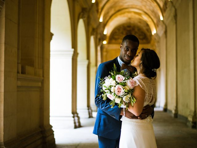 Le mariage de Florian et Alison à Caluire-et-Cuire, Rhône 69