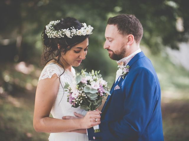 Le mariage de Stanislas et Amandine à Sassenage, Isère 8