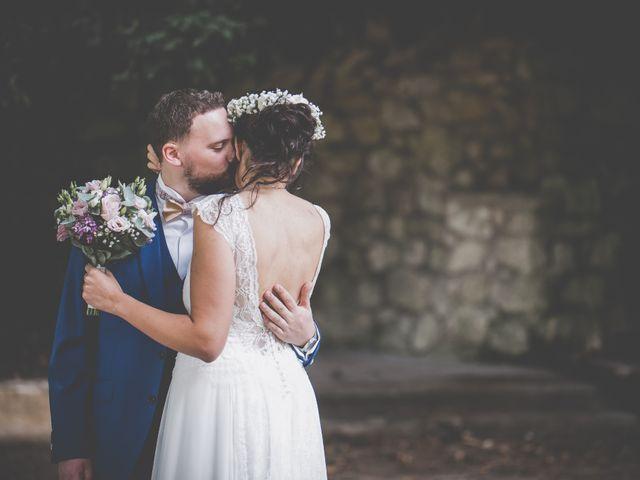 Le mariage de Amandine et Stanislas