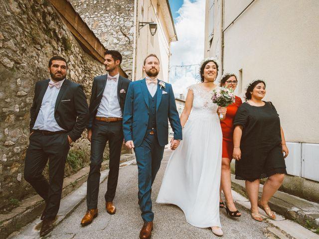 Le mariage de Stanislas et Amandine à Sassenage, Isère 9