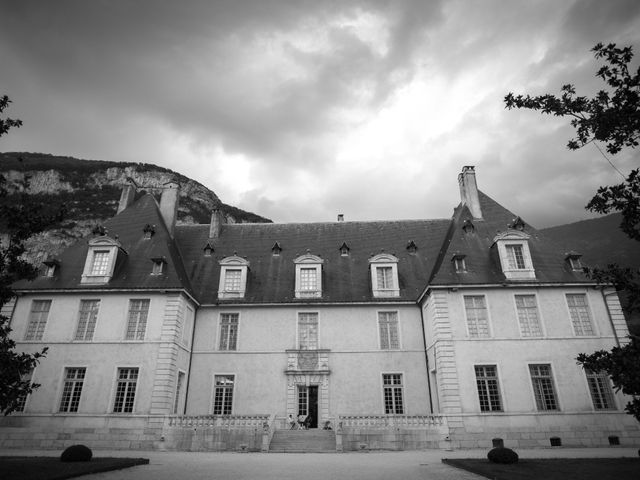 Le mariage de Stanislas et Amandine à Sassenage, Isère 12