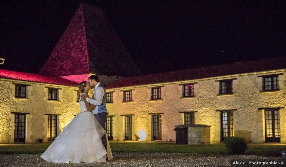 Le mariage de Sébastien et Julie à Château-l'Évêque, Dordogne