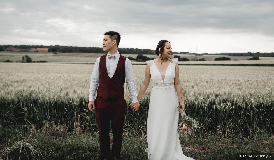 Le mariage de Thierry et Emilie à La Chapelle-Iger, Seine-et-Marne