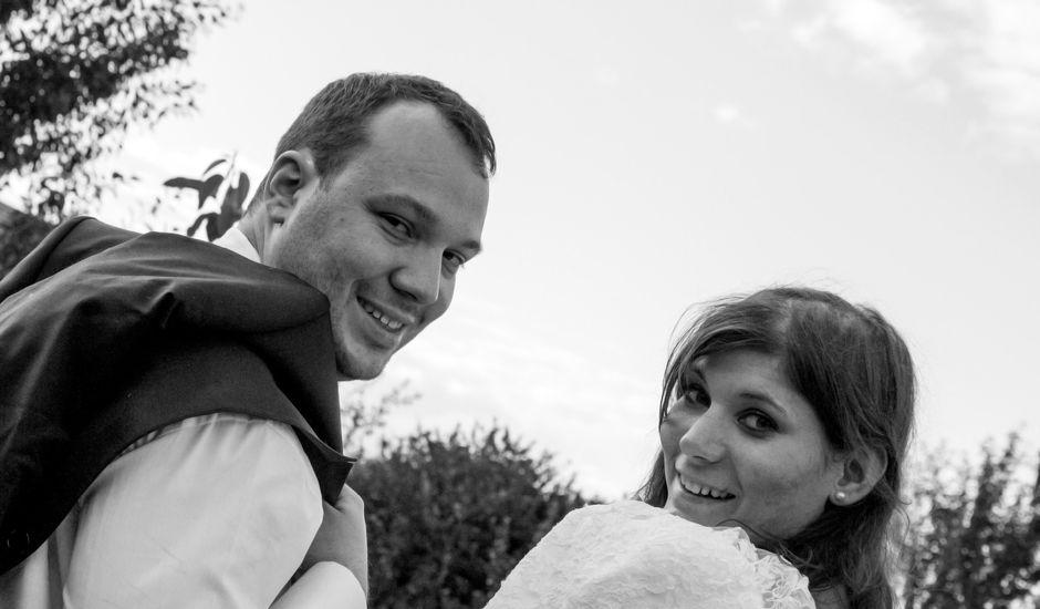Le mariage de Pierre et Lorène à Lunéville, Meurthe-et-Moselle