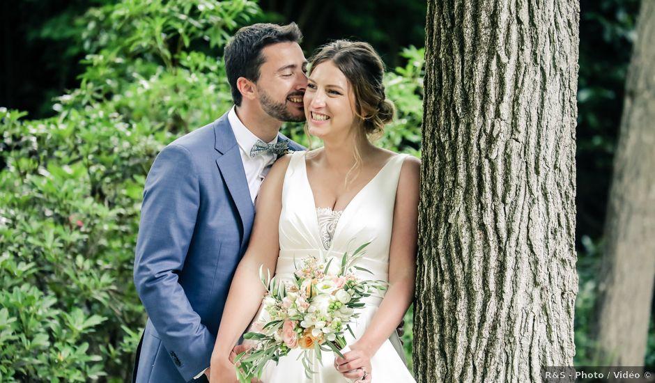 Le mariage de Nicolas et Camille à Saint-Léger-en-Yvelines, Yvelines