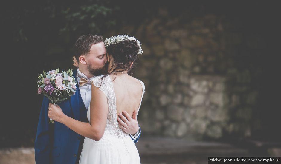 Le mariage de Stanislas et Amandine à Sassenage, Isère