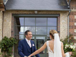 Le mariage de Aurélie et Damien 1
