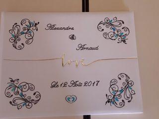 Le mariage de Alexandra et Arnaud 2