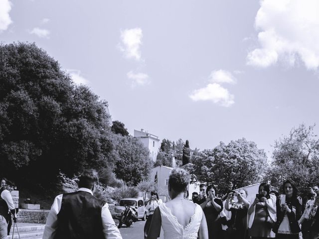 Le mariage de Marine et Delphine à Venterol, Hautes-Alpes 8