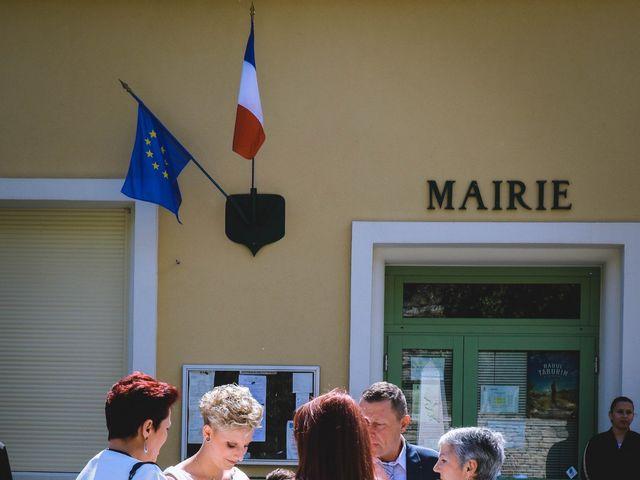 Le mariage de Marine et Delphine à Venterol, Hautes-Alpes 9