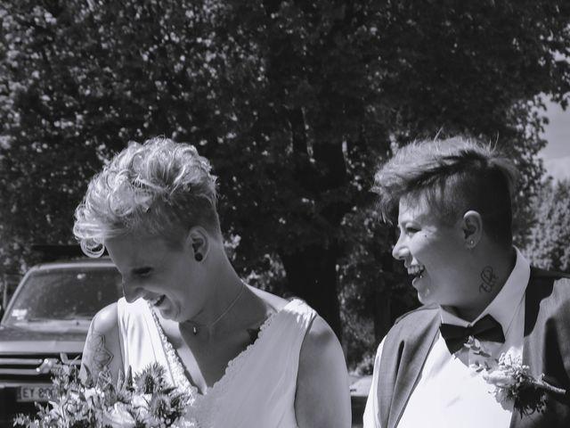Le mariage de Marine et Delphine à Venterol, Hautes-Alpes 10