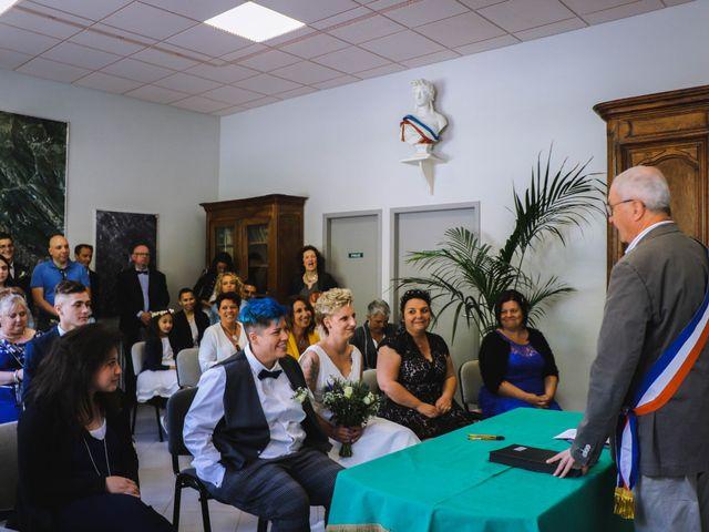 Le mariage de Marine et Delphine à Venterol, Hautes-Alpes 11