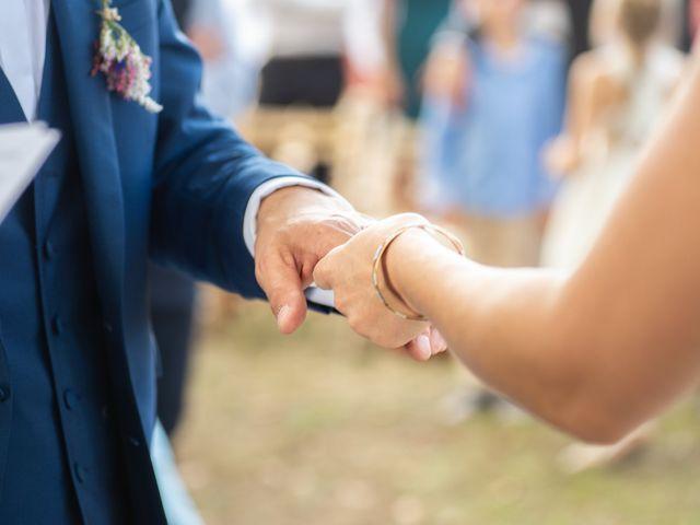 Le mariage de Julien et Lauriane à Lamonzie-Montastruc, Dordogne 1