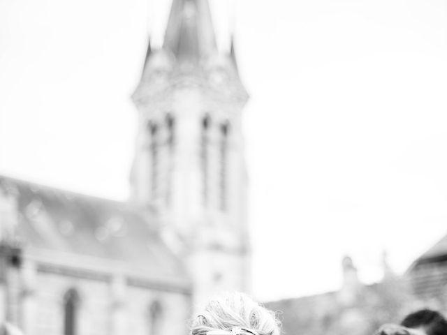 Le mariage de Matthieu et Delphine à Bonnelles, Yvelines 33