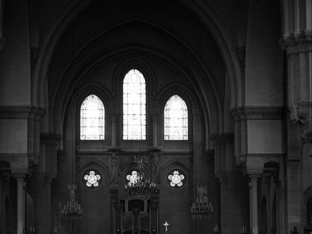 Le mariage de Matthieu et Delphine à Bonnelles, Yvelines 37
