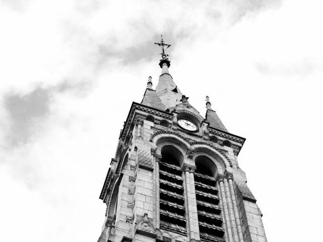 Le mariage de Matthieu et Delphine à Bonnelles, Yvelines 1