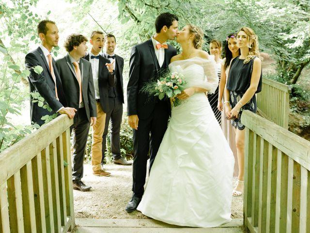 Le mariage de Marie et Nicolas