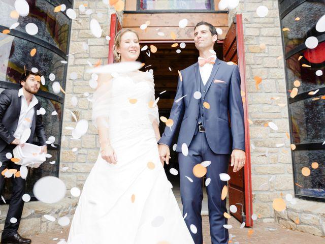 Le mariage de Nicolas et Marie à Ploemeur, Morbihan 13