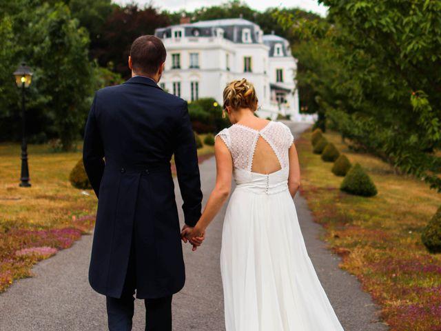 Le mariage de Delphine et Matthieu