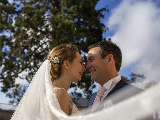 Le mariage de Damien et Aurélie à Béville-le-Comte, Eure-et-Loir 2