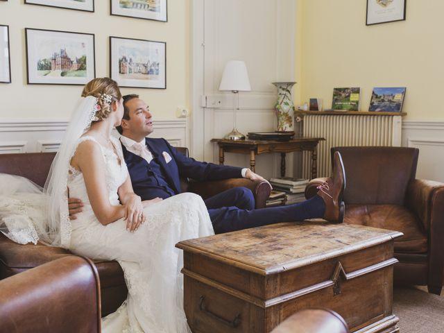 Le mariage de Damien et Aurélie à Béville-le-Comte, Eure-et-Loir 1
