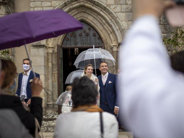 Le mariage de Damien et Aurélie à Béville-le-Comte, Eure-et-Loir 5