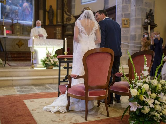 Le mariage de Damien et Aurélie à Béville-le-Comte, Eure-et-Loir 9