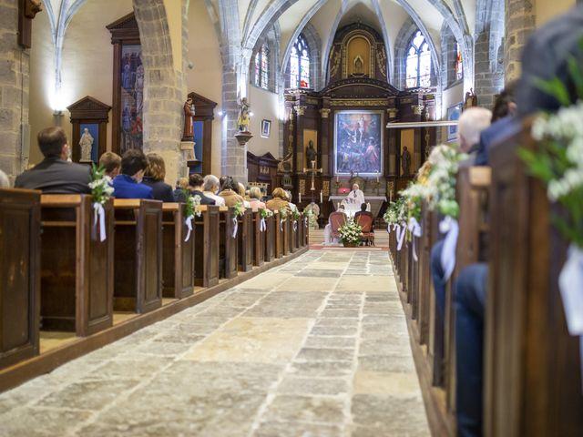 Le mariage de Damien et Aurélie à Béville-le-Comte, Eure-et-Loir 11