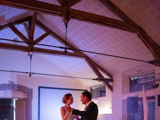 Le mariage de Damien et Aurélie à Béville-le-Comte, Eure-et-Loir 23