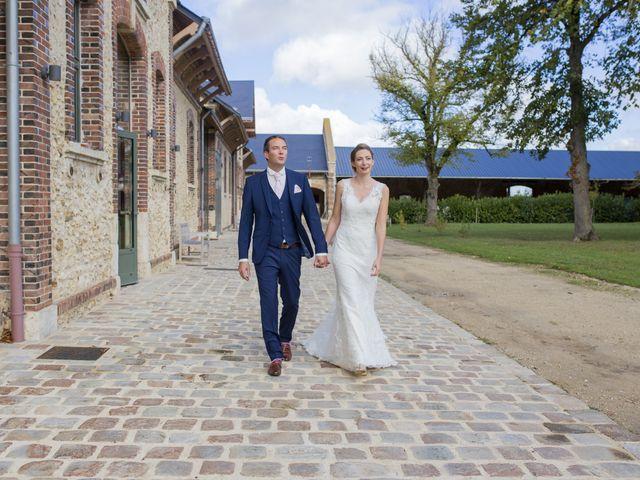 Le mariage de Damien et Aurélie à Béville-le-Comte, Eure-et-Loir 30