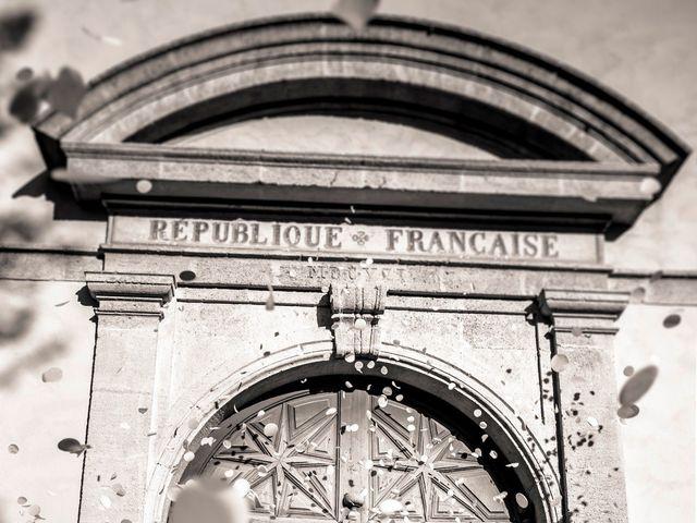 Le mariage de Gabriel et Fanny  à Rognes, Bouches-du-Rhône 2