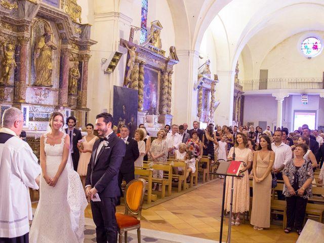Le mariage de Gabriel et Fanny  à Rognes, Bouches-du-Rhône 1