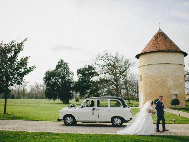 Le mariage de Steven et Julia à Bordeaux, Gironde 9