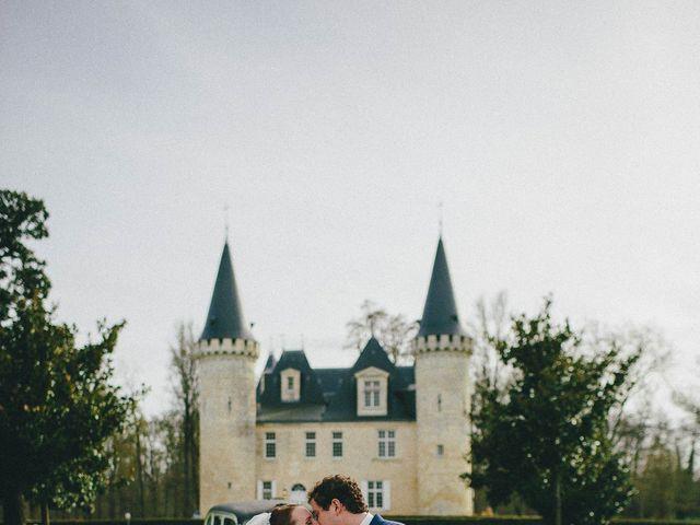 Le mariage de Steven et Julia à Bordeaux, Gironde 10