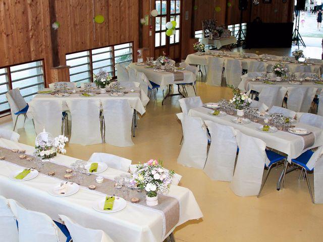 Le mariage de Paul et Céline à Saint-Amand-de-Coly, Dordogne 5