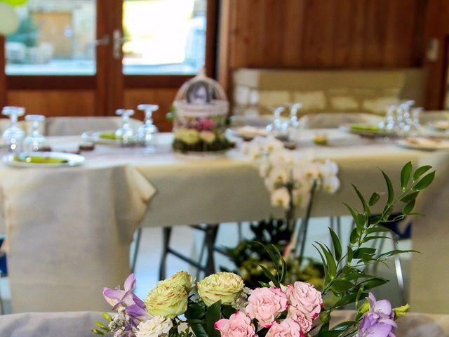 Le mariage de Paul et Céline à Saint-Amand-de-Coly, Dordogne 6