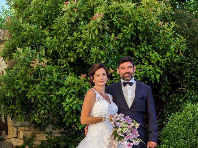 Le mariage de Paul et Céline à Saint-Amand-de-Coly, Dordogne 10