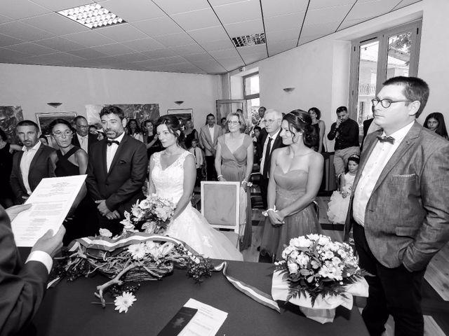 Le mariage de Paul et Céline à Saint-Amand-de-Coly, Dordogne 13