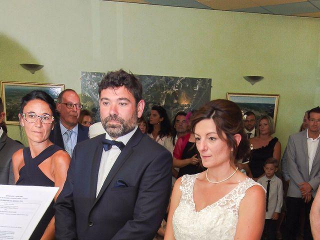 Le mariage de Paul et Céline à Saint-Amand-de-Coly, Dordogne 14