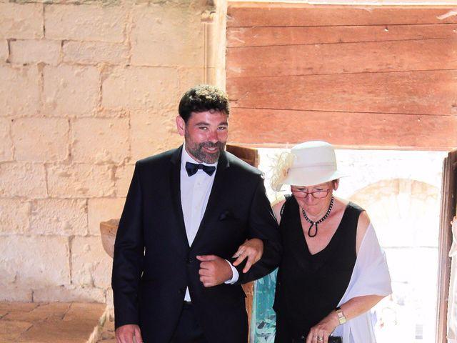 Le mariage de Paul et Céline à Saint-Amand-de-Coly, Dordogne 18