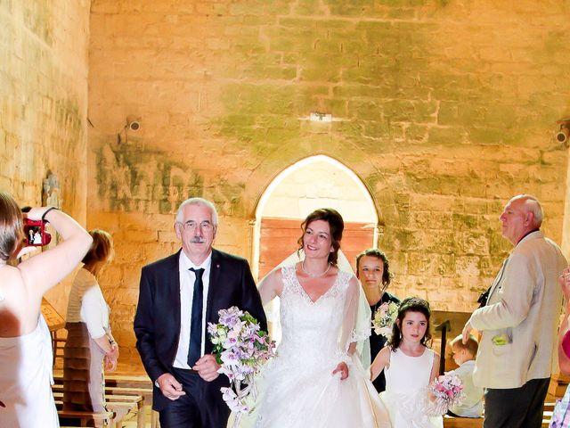 Le mariage de Paul et Céline à Saint-Amand-de-Coly, Dordogne 19
