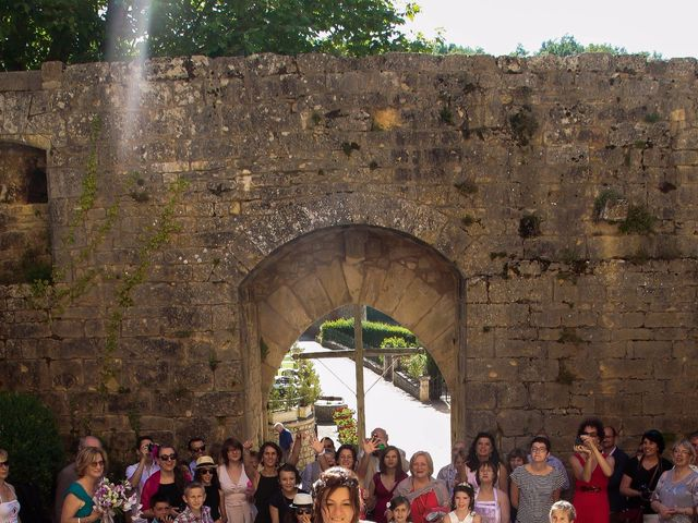 Le mariage de Paul et Céline à Saint-Amand-de-Coly, Dordogne 26