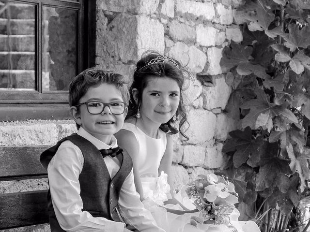Le mariage de Paul et Céline à Saint-Amand-de-Coly, Dordogne 28