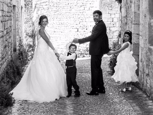 Le mariage de Paul et Céline à Saint-Amand-de-Coly, Dordogne 29